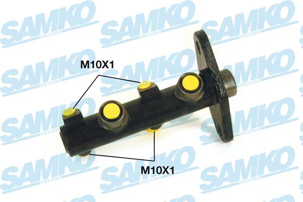 Спирачна помпа SAMKO за FORD Fiesta - P08443