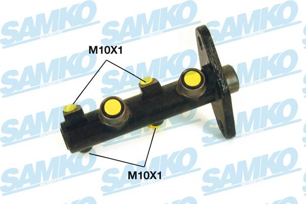 Спирачна помпа SAMKO за FORD Fiesta - P08445