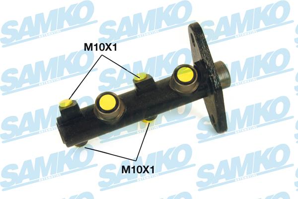 Спирачна помпа SAMKO за FORD Fiesta - P08446