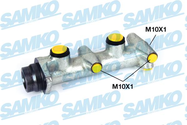 Спирачна помпа SAMKO за FORD Sierra - P08500