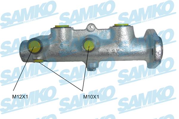Спирачна помпа SAMKO за FORD Tranzit - P08982