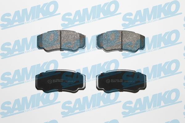Спирачни накладки SAMKO SP885