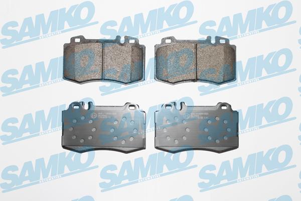 Спирачни накладки SAMKO 5SP899