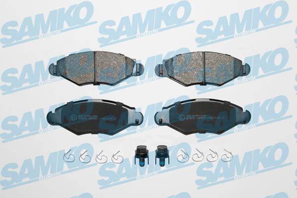 Спирачни накладки SAMKO 5SP903