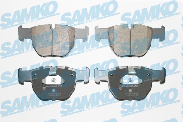 Спирачни накладки SAMKO 5SP909