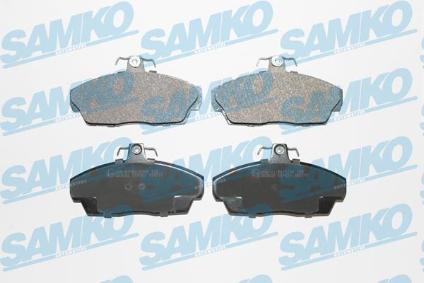 Спирачни накладки SAMKO 5SP922