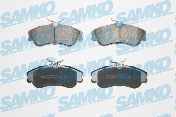Спирачни накладки SAMKO 5SP950
