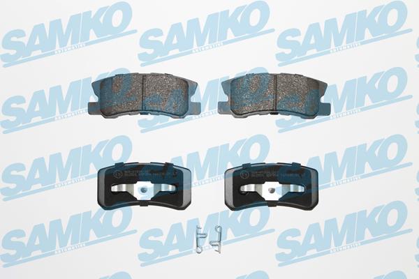 Спирачни накладки SAMKO -5SP954