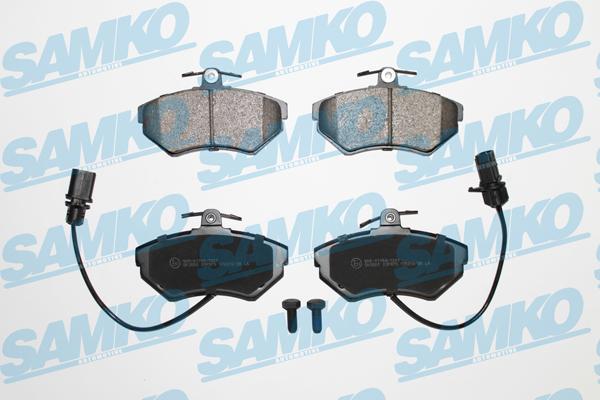 Спирачни накладки SAMKO -5SP979