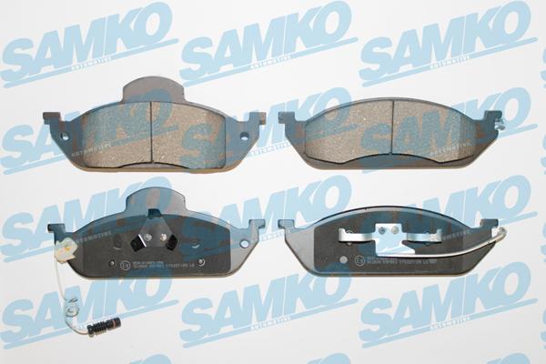Спирачни накладки SAMKO -5SP983