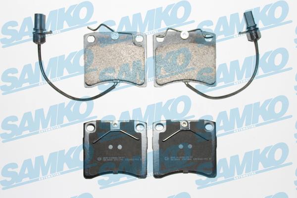 Спирачни накладки SAMKO -5SP984