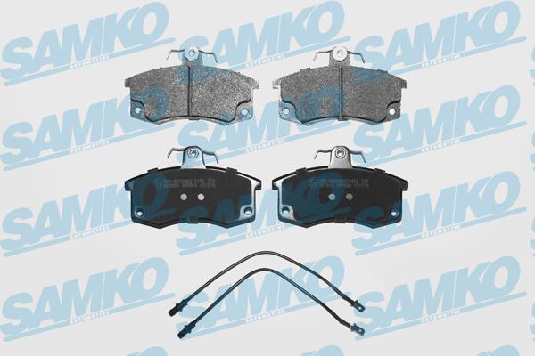 Спирачни накладки SAMKO -5SP988