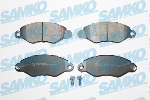Спирачни накладки SAMKO -5SP994
