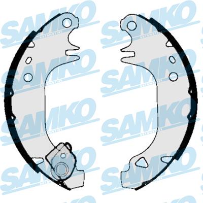 Спирачни накладки SAMKO 84950