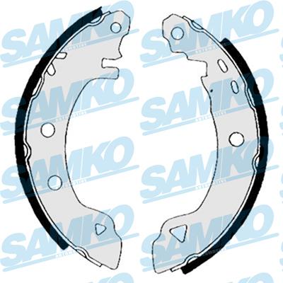 Спирачни накладки SAMKO 84990