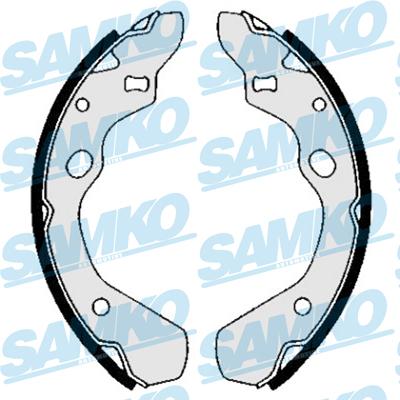 Спирачни накладки SAMKO - 85800
