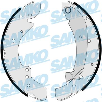 Спирачни накладки SAMKO - 87110