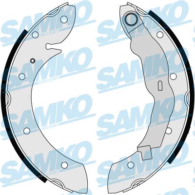 Спирачни накладки SAMKO - 87135