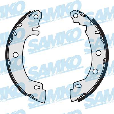 Спирачни накладки SAMKO - 87170