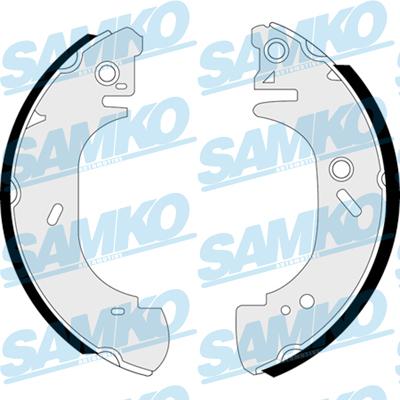 Спирачни накладки SAMKO - 87400