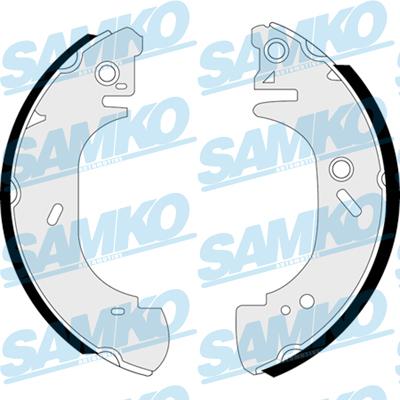 Спирачни накладки SAMKO - 87410
