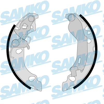 Спирачни накладки SAMKO - 88230