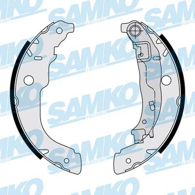 Спирачни накладки SAMKO - 89220