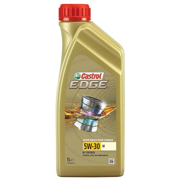моторно масло CASTROL EDGE TITANIUM 5W30 M