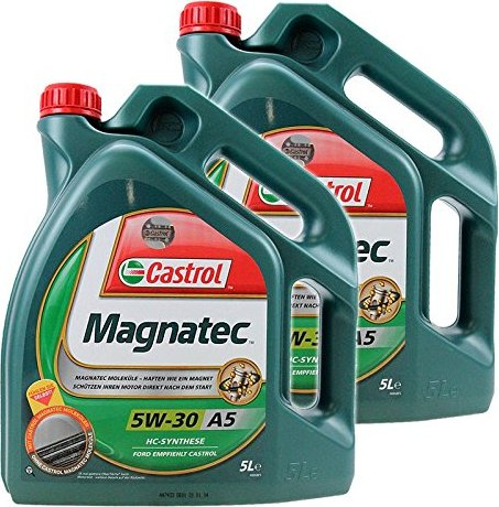 моторно масло CASTROL MAGNATEC A5 5W30