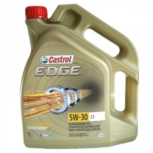 CASTROL EDGE TITANIUM C3 5W30