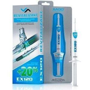 Добавка за хидравлично масло XADO ЕХ120 хидравлики XA 10032