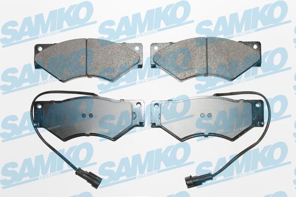 Спирачни накладки FERODO - FVR1350