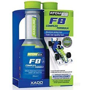 Добавка за бензин ATOMEX F8 Complex Formula XA 40313