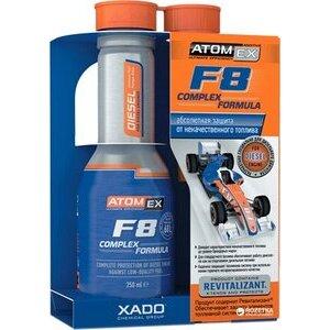Добавка за дизел ATOMEX F8 Complex Formula дизел XA 40213