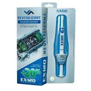 Добавка за трансмисионни масла XADO EХ120 автоматични скорости