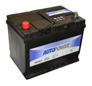 Акумулатор за кола AUTOPOWER 68Ah 550A JIS L+