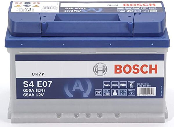 Акумулатор за кола BOSCH 0092S4E070 - 65Ah