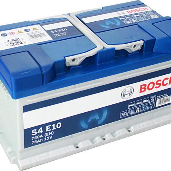 Акумулатор за кола BOSCH 0092S4E100 - 75Ah