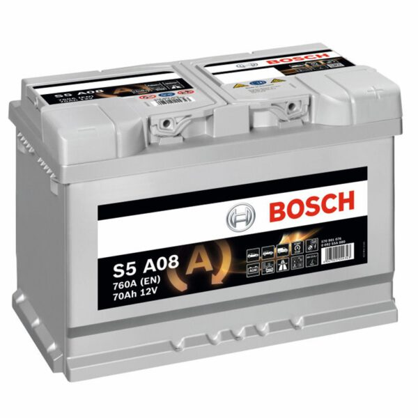 Акумулатор за кола BOSCH 0092S5A080
