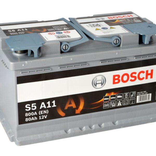 Акумулатор за кола BOSCH S5A11