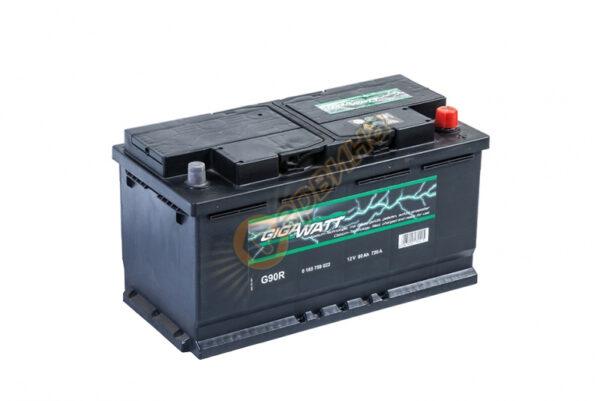 Акумулатор за кола Gigawatt G90R 90Ah 720A