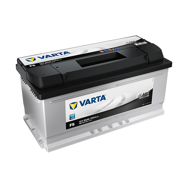 Акумулатор за кола VARTA 88AH BLACK DYNAMIC F5