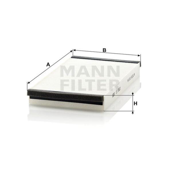 Филтър купе / кабинен филтър/ Magneti Marelli - BCF151