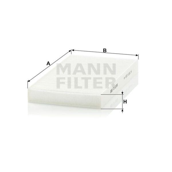 Филтър купе / кабинен филтър/ Magneti Marelli - BCF121