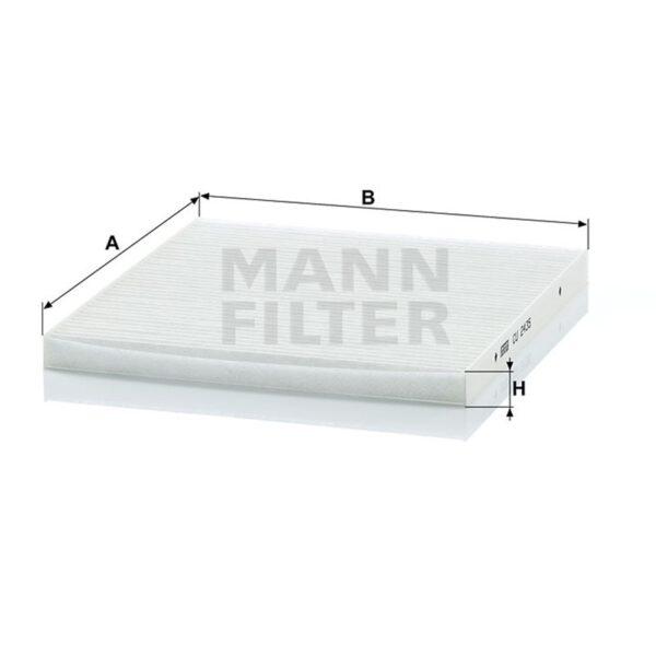 Филтър купе / кабинен филтър/ Magneti Marelli - BCF166