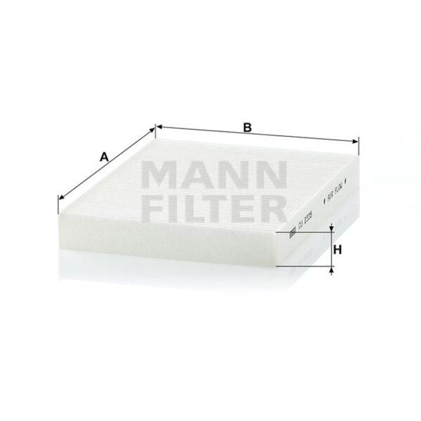 Филтър купе / кабинен филтър/ Magneti Marelli за FIAT - BCF181