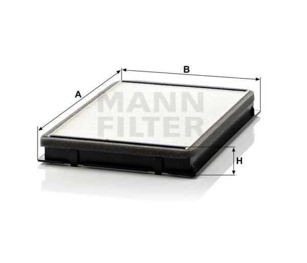 Филтър купе / кабинен филтър/ Magneti Marelli - BCF106