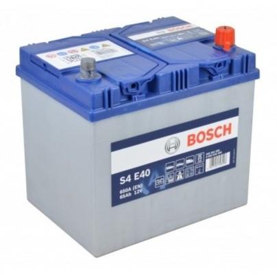Акумулатор за кола BOSCH 0092S4E400 - 65Ah JIS