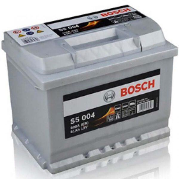 Акумулатор за кола BOSCH Silver Plus 0092S50040, 61Ah