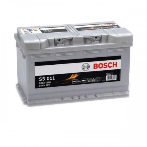 Акумулатор за кола BOSCH Silver Plus 0092S50110, 85Ah